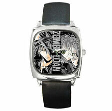 Zombie Loan ultimate his hers girls boys gift leather wrist watch