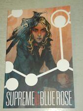 Supreme: Blue Rose by Warren Ellis (Paperback, 2015) 9781632153128