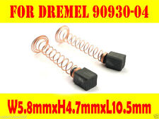 Carbon Brushes For DREMEL 90930-04 100  200 215 275 285 300 395 595  7200 OZ