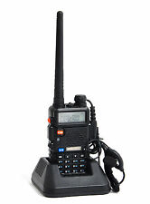 BAOFENG UV-5R VHF/UHF Dual Two Way Ham Radio Transceiver Walkie Talkie New