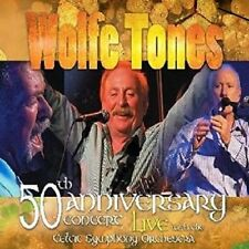 The Wolfe Tones 50th Anniversary Boxset 2CD&DVD (New 2014 Release) 1916 -2016