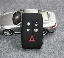 Jaguar XF XK Silicone Key Case For 5 Buttons High Quality! *UK SELLER!