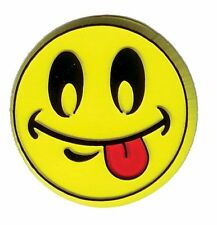 Silly Smiley Face Fridge Magnet