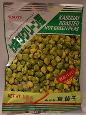Kasugai Roasted Hot Wasabi Green Peas Japan Snack Buy 3 Get 1 Free - US Seller