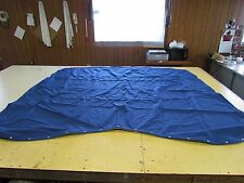 BAYLINER 300 SB AFT BIMINI TOP 3 BOW FOR RADAR ARCH BLUE 316023 MARINE BOAT