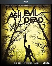 ASH VS EVIL DEAD : SEASON 1 -  Blu Ray - Region free - sealed