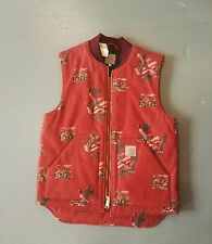 Carhartt WIP Classic Vest, Duck Print, M *special offer*