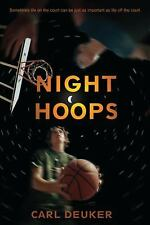 Night Hoops by Deuker, Carl