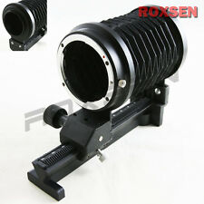 Macro Extension Bellows for NIKON F mount camera D4 D600 D800 D3200 D5200 D700