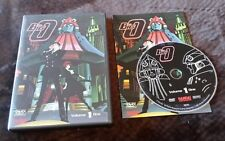 The Big O: Volume 1 (DVD, 2001, Subbed & Dubbed) vol Bandai anime RARE OOP