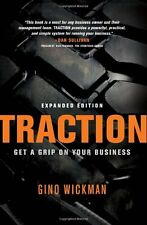 Traction : Get a Grip on Your Business by Gino Wickman (Paperback)