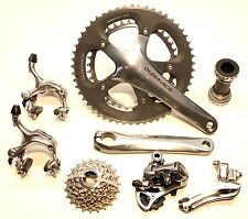 Shimano Dura Ace 7800 2 x 10 Speed Partial Road Bike Group Set Gruppo Build Kit