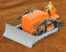 KNOX BLAW BULLDOZER EN METAL. DIKNY SUPERTOYS. ESC 1/43. REF 885. MADE IN FRANCE