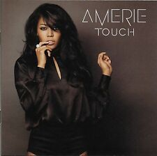 Touch by Amerie CD Apr-2005 Columbia USA