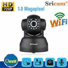 Sricam Wireless WiFi Internet IP Camera Webcam Baby/Pet Monitor CAM