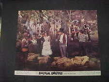 DOCTOR DOLITTLE, orig 8x10 [Rex Harrison, Samantha Eggar] -- tied to stakes