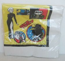16 VINTAGE DISNEY DICK TRACY LUNCHEON PARTY NAPKINS, Madonna, Beach