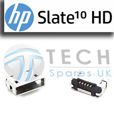 HP SLATE 10 HD Micro USB Replacement DC Charging Socket Data Port Connector Plug