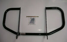 GLOSS  BLACK  ENGINE GUARD HIGHWAY CRASH BAR FOR HONDA VTX 1300C/R/S MODELS
