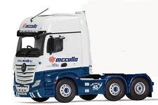 CORGI TRUCK MERCEDES-BENZ ACTROS MP4 6X2 CAB UNIT MCCULLA(IRELAND) MC14 MCC