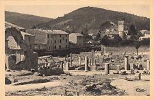 VAISON-LA-ROMAINE le quartier de LA VILLASSE maisons romaines