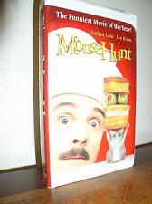 Mouse Hunt starring Nathan Lane & Lee Evans  (VHS, 1998, Clamshell)