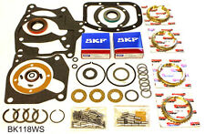 Borg Warner Super T10 4 Speed Transmission Rebuild Kit - BK118WS