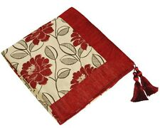 Mayflower Red Luxury Throwover-  Half Shop Prices