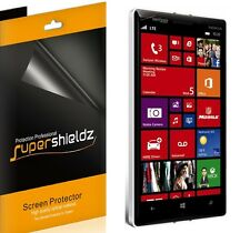 6X Supershieldz HD Clear Screen Protector Shield For Nokia Lumia Icon (Verizon)