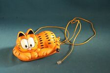 Garfield Phone vintage 1990's 1980's Push Button Telephone