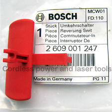 Bosch Forward/Reverse ChangeOver Switch Slide PSB 1000-2 RCA Drill 2 609 001 247
