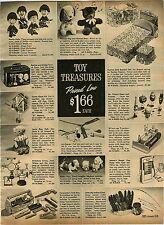 1965 ADVERT The Beatles Dolls John Lennon Paul McCartney Ringo Starrr G Harrison