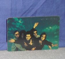 The Cure carte téléphonique DM robert smith wish tour 92 telephone card vintage 90er