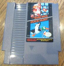 Vintage Mario Bros Duck Hunt Nintendo Game Cartridge