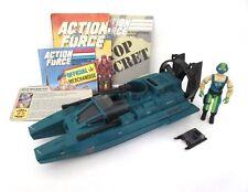Fuerza De Acción Gi Joe Cobra ☆ agua Mocasín + Copperhead ☆ Vintage Hasbro 84 100%