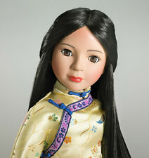 Ana Ming, 18 inch Collectible Play Chinese Doll made by Carpatina, New in Box