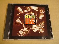 CD / DE DIJK - LIVE