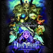 New Odin Sphere Original Soundtrack PS2 RPG 2012 Re-Issue GAME MUSIC CD