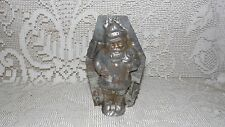 ANTIQUE VORRMENFABRIEK TILBERG CANDY CHOCOLATE MOLD LARGE SANTA
