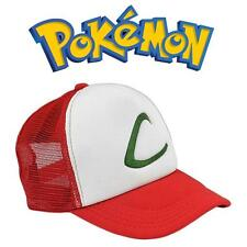 Anime Cosplay Pokemon GO Pocket Monster Ash Ketchum Baseball Trainer Cap Hat US