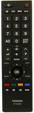 Original Remote Control Toshiba 32 inch 32E2533 HD READY LED TV