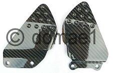 carbon fiber heel guards plates  Honda CBR900RR fireblade SC33