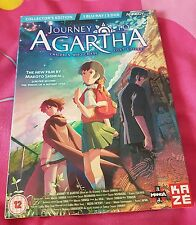 Journey To Agartha Limited Collector's Edition Blu ray DVD Art Book Combi Pak