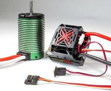 Castle Creations Mamba Monster X 1/8 WP Esc w 2200KV Brushless Motor Combo