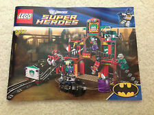 Lego NEW Instructions / Directions ONLY - for Set 6857 Dynamic Duo Funhouse
