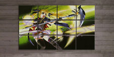 Lyrical Magical Nanoha Movie1st Fate Testarossa Japanese Anime poster