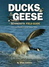 Ducks & Geese of Minnesota Field Guide Bird Identification Guides