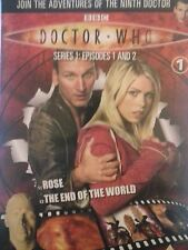Doctor Who - Series 1: Episode 1 And 2 (DVD, 2009) Freepost Fast Dispatch.