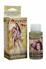Strong Spanish Fly Love Drops Liquid Enhancer Cinammon 1oz Sex Drive