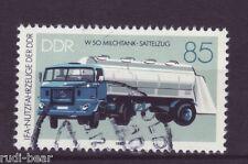 DDR Nr.  2749  gest.  Milchtank Sattelzug Milchwagen   -2